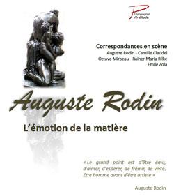 Compagnie Prélude - Rodin