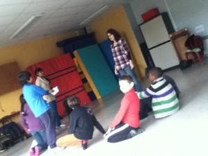 Atelier Du Conte au Théâtre